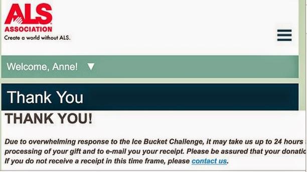Anne Curtis Took the ASL Ice Bucket Challenge