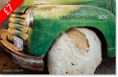 buku fotografi Understanding EOS andrew s gibson
