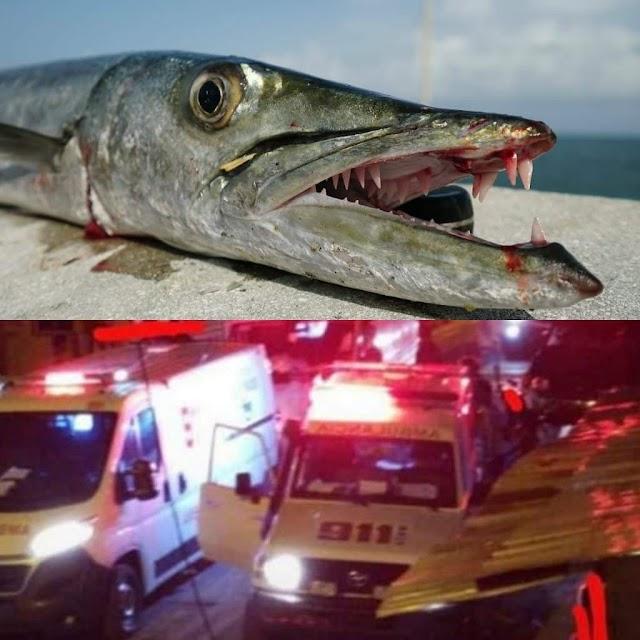 Se intoxican 21 personas en Sosúa tras ingerir pez.