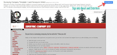Free Survey Company Template