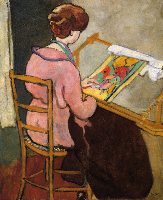 Louis Valtat - Needlepoint