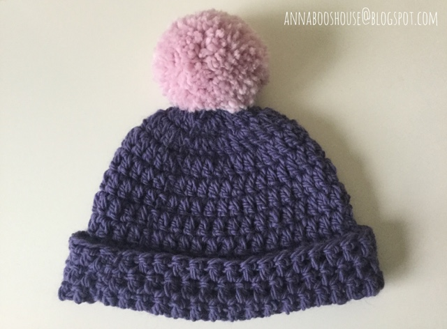 Annaboos House Easy Peasy Super Quick One Ball Of Yarn Crochet