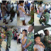 Nigerian Soldier Timothy proposes to his girlfriend of 7Years at Lagos Mall