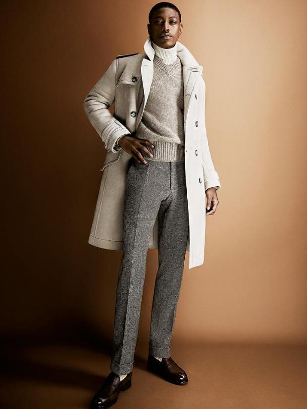 *Tom Ford男性最高指標2013AW形象:展現奢華復古紳士魅力 9