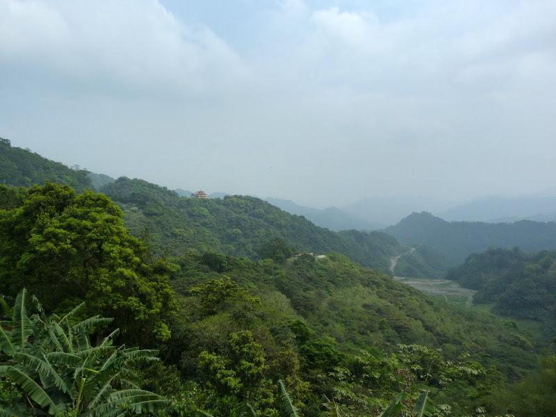 En route pour Daxi, au depart de Xizhi