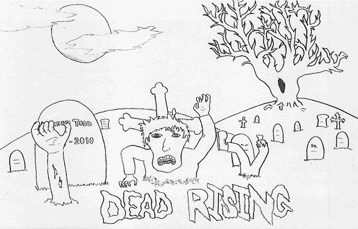 Dead Rising.
