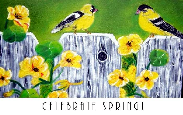 Celebrate Spring With FREE Shipping!