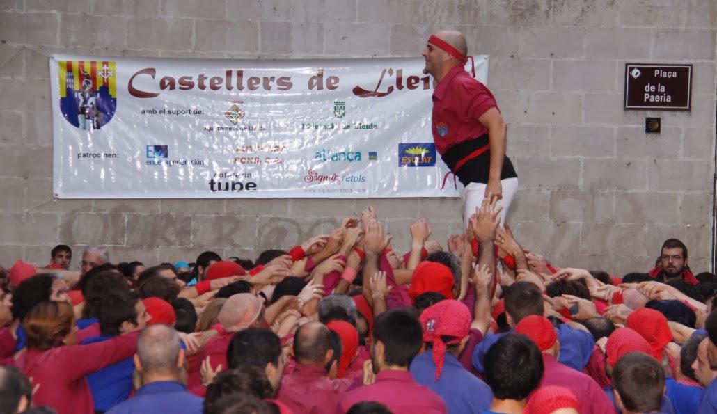 XVI Diada dels Castellers de Lleida 23-10-10 - 20101023_110_2d7_CdL_Lleida_XVI_Diada_de_CdL.jpg