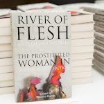 March 17th 2016: Launch of River of Flesh at Proskauer Rose with Ashley Judd