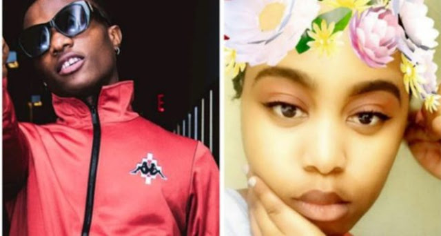 """I Will Break Your Heart"" – Wizkid Warns Lady Crushing On Him"