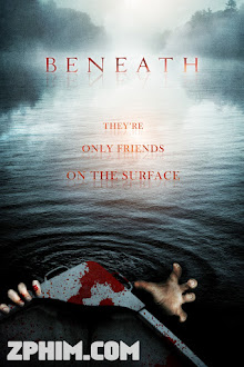 Hồ Thủy Quái - Beneath (2013) Poster
