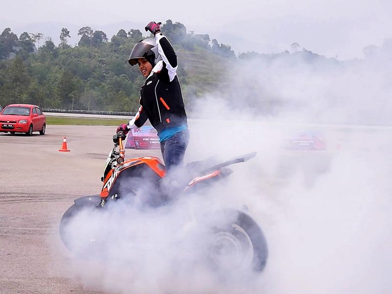 Malaysia Stunt Training Academy