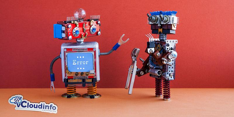 Don't neglect the Virtual Machine hardware!