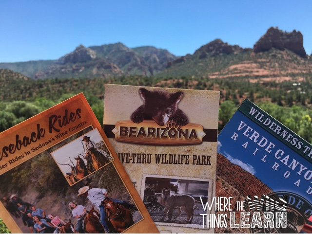 Travel Brochures and Creative Writing - Where the Wild Things Learn