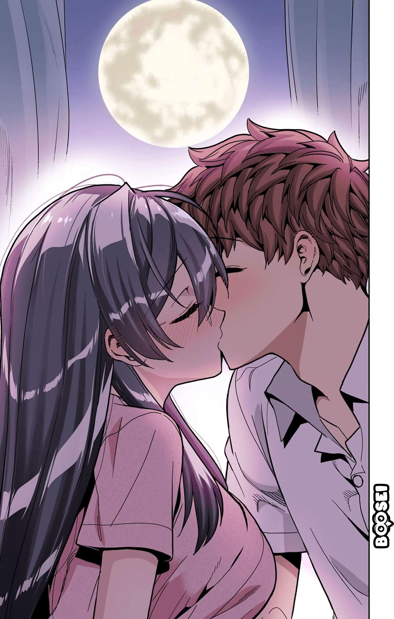 Mone-san no Majime Sugiru Tsukiaikata Chapter 38