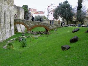 Лиссабон - крепость Святого Георгия