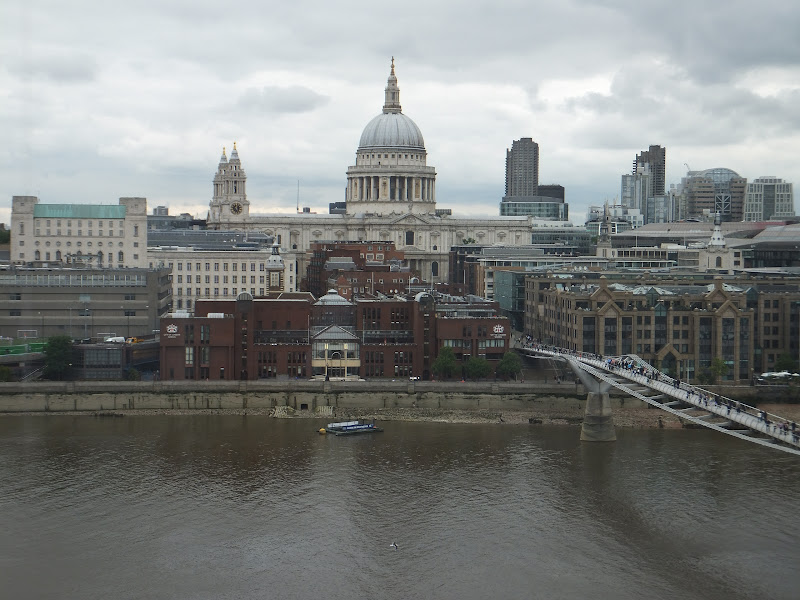 Tate Modern, Londres, London, Elisa N, Blog de Viajes, Lifestyle, Travel, Saint Paul, Thames, Tamesis