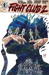 Actualización 04/04/2016: Agregamos el #10, último número de la serie Fight Club 2, la tradumaquetación más surrealista que hemos realizado hasta el momento. Traducida por Floyd Wayne y maquetada por Arsenio Lupín... no aceptes imitaciones!