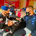Jelang HUT Ke 75 Korps Brimob Polri, Batalyon C Pelopor Berhasil Kumpulkan 150 Kantong Darah