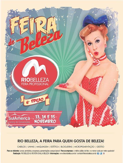pre - encontro - feira - rio belleza - embelleze - carol - brito -beauty secrets - arte - 2016