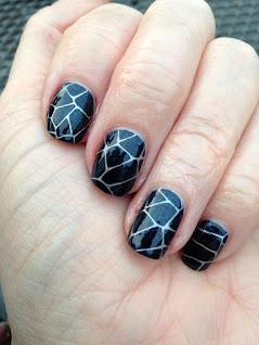 Shellac Vinylux Polish Minx Foils Nail Art Manicure And Pedicure