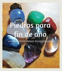 piedras para fin de año