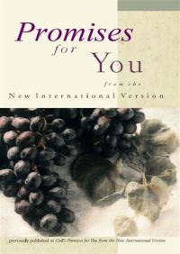 Promises for You: from the New International Version By Zondervan