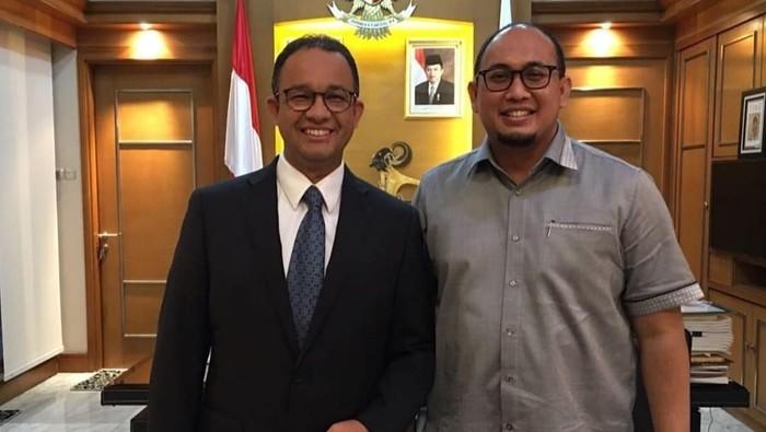 Diserang Pendukung Ahok, Andre Rosiade Berasa Jadi Anies Baswedan
