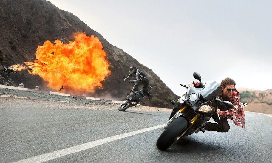 Mission Impossible - Rogue Nation Official Site