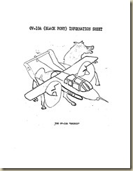 OV-10A (Black Pony Information Sheet_01