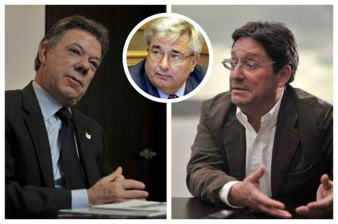 """Santos x2. """"No gaste el dinero en Abogados"""" Expresidente a embajador"""