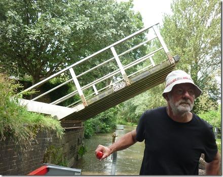 8 mill lift bridge