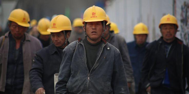 Polemik Perizinan TKA China