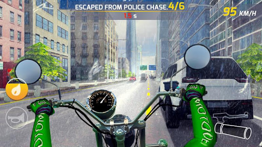 Moto Highway Rider 1.0.1 screenshots 4