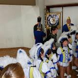 11.11. Hinter der Bühne