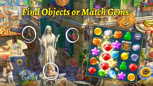Hidden Treasures: Hidden Object & Match-3 Puzzle 1.11.702 screenshots 9