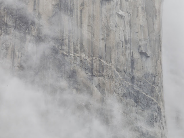 El Capitan Granite, Storm