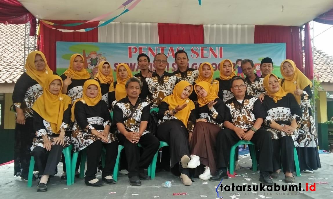 Paturay Tineung SDN Gadog 2 Bogor