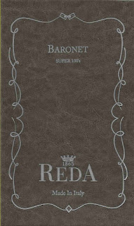 Reda - Baronet Super 130's 800/-€