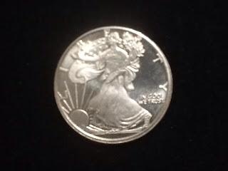 Walking Liberty Half Ounce Silver