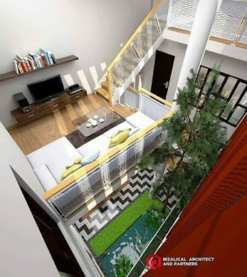 Ruang keluarga outdor