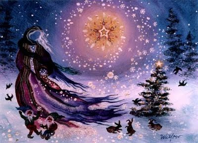 The Winter Solstice Image