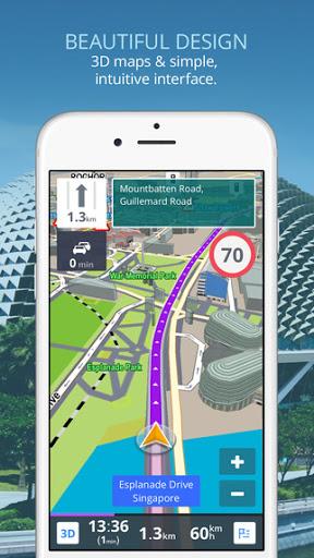 Sygic Southeast Asia, Hong Kong, Taiwan & Macau: GPS Navigation IPA