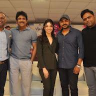 Oopiri Movie Release Press Meet Photos