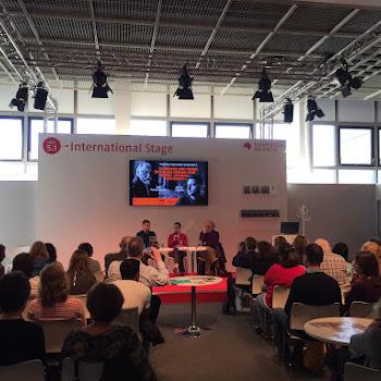 Meridian Czernowitz at Frankfurt Book Fair, 13-14.10.2017