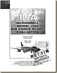 1 Model 119A Flight USAF Eval a