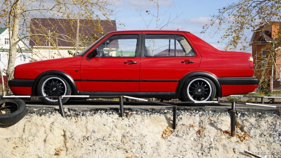 1991 Volkswagen Jetta Sedan Specifications  Pictures  Prices