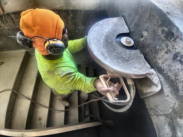 Cutting Beams