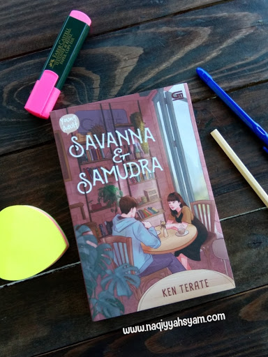 novel savanna dan samudra karya ken terate