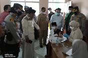 Jalin Sinergitas, Kapolres Tangsel Sambangi Ponpes Jamiyah Islamiyah Demi Maksimalkan Gerakan Vaksinasi Serentak